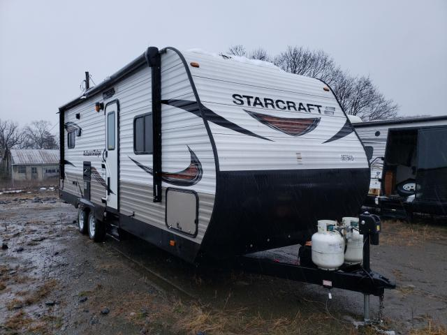 Salvage cars for sale from Copart Chambersburg, PA: 2018 Starcraft Starcraft
