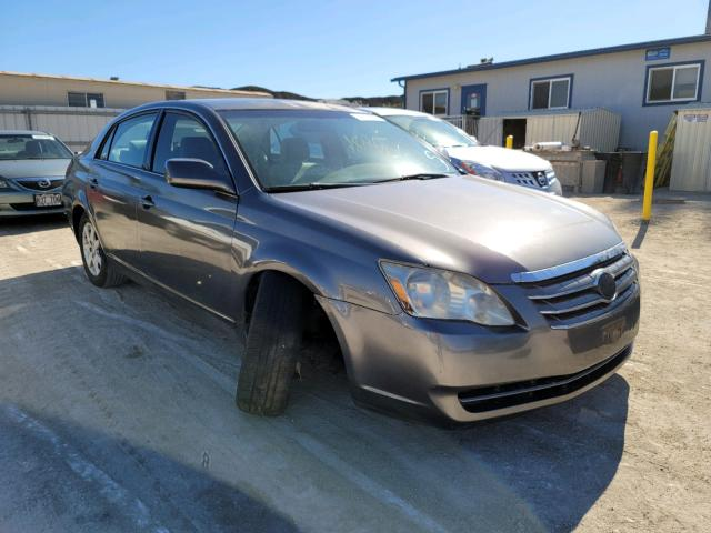 Salvage cars for sale from Copart Kapolei, HI: 2006 Toyota Avalon XL