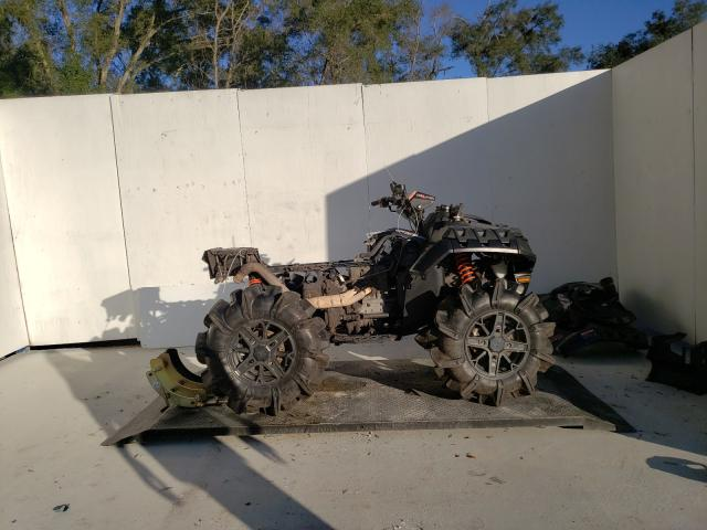 Salvage cars for sale from Copart Ocala, FL: 2018 Polaris Sportsman