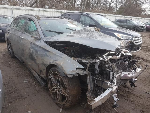 Mercedes-Benz E 450 4matic salvage cars for sale: 2020 Mercedes-Benz E 450 4matic