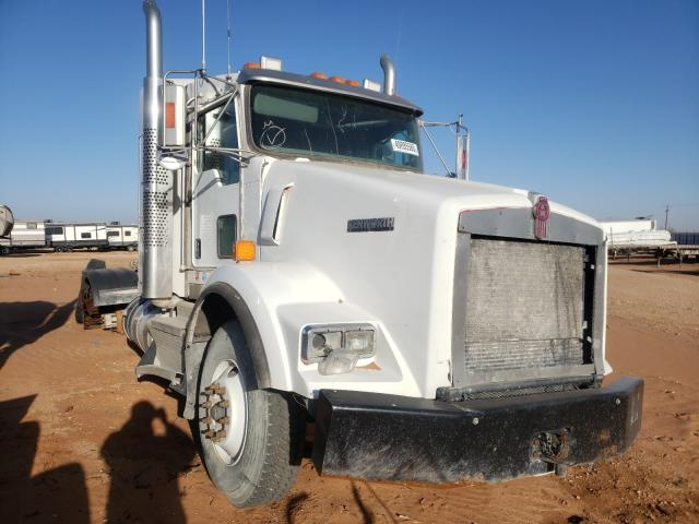 Salvage cars for sale from Copart Andrews, TX: 2014 Kenworth Construction