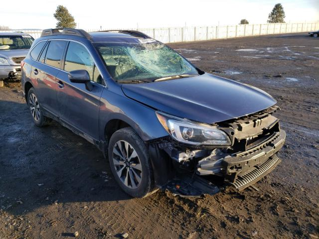 Salvage cars for sale from Copart Airway Heights, WA: 2017 Subaru Outback 2
