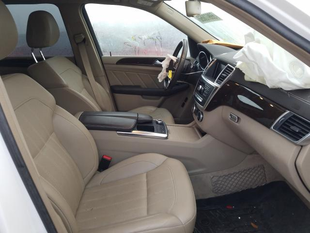 2015 Mercedes-Benz GL | Vin: 4JGDF6EE4FA500300