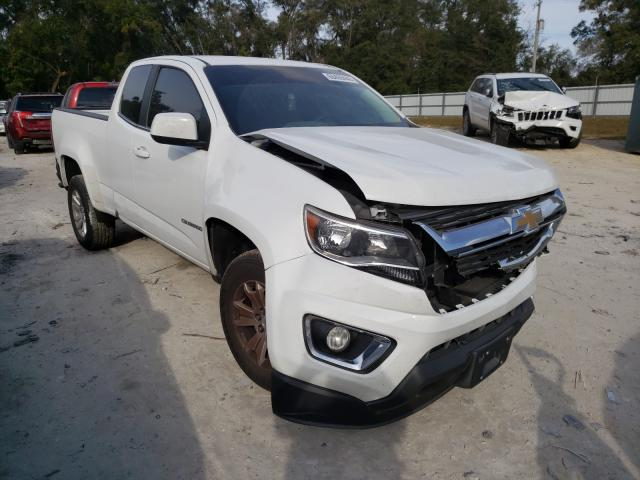 Salvage cars for sale from Copart Ocala, FL: 2016 Chevrolet Colorado L
