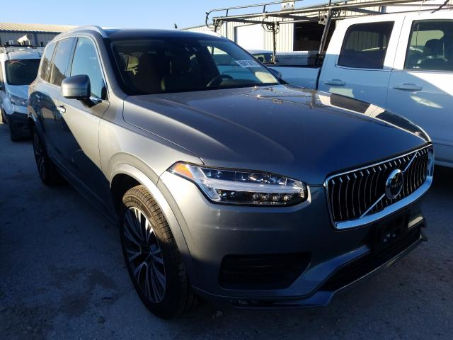 Volvo salvage cars for sale: 2020 Volvo XC90 T6 MO