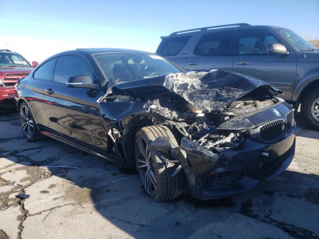 BMW Vehiculos salvage en venta: 2015 BMW 435 XI