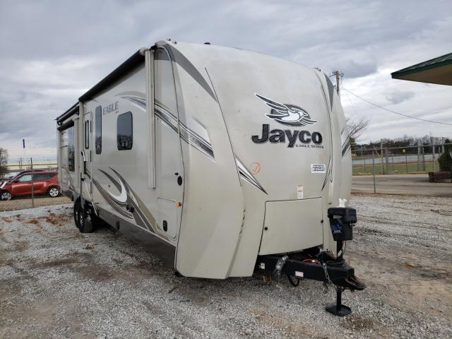 Jayco salvage cars for sale: 2018 Jayco Eagle