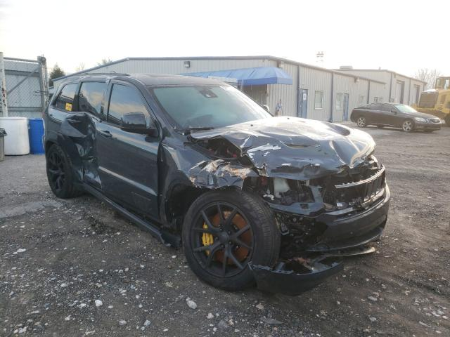 Salvage cars for sale from Copart Finksburg, MD: 2018 Jeep Grand Cherokee