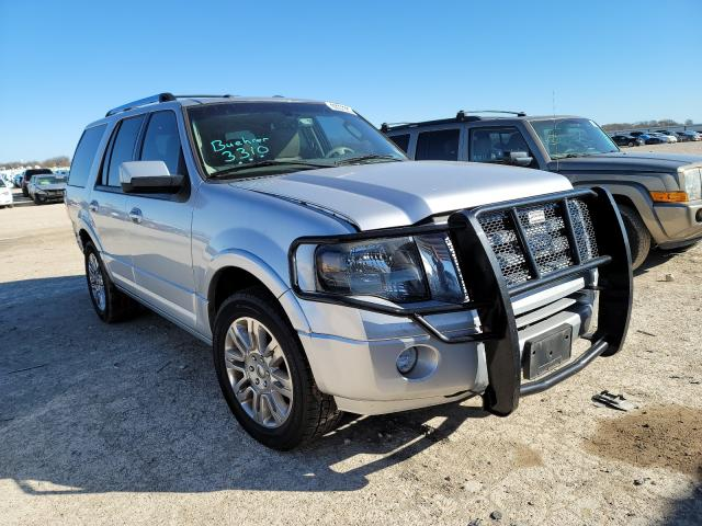 Salvage cars for sale from Copart Temple, TX: 2011 Ford Expedition