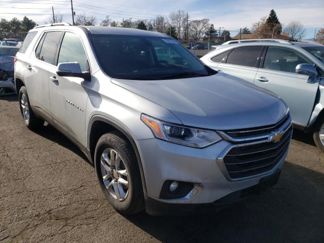 Salvage cars for sale from Copart Denver, CO: 2020 Chevrolet Traverse L