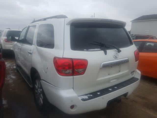 купить 2012 Toyota Sequoia Pl 5.7L 5TDDW5G15CS055847