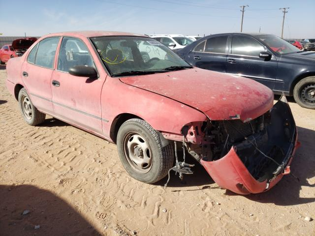 Salvage cars for sale from Copart Andrews, TX: 1994 GEO Prizm Base