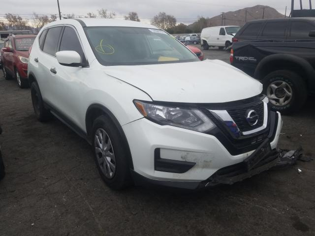 Nissan salvage cars for sale: 2017 Nissan Rogue S