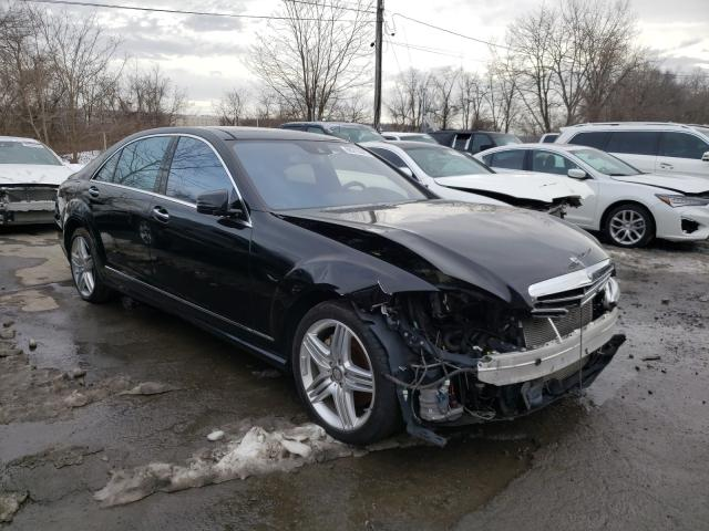 Mercedes-Benz S 550 4matic salvage cars for sale: 2013 Mercedes-Benz S 550 4matic