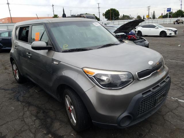 Vehiculos salvage en venta de Copart Van Nuys, CA: 2014 KIA Soul