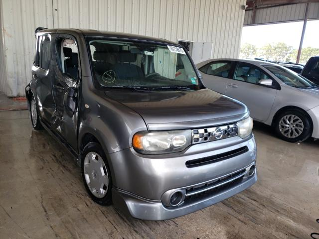 Salvage cars for sale from Copart Homestead, FL: 2009 Nissan Cube Base