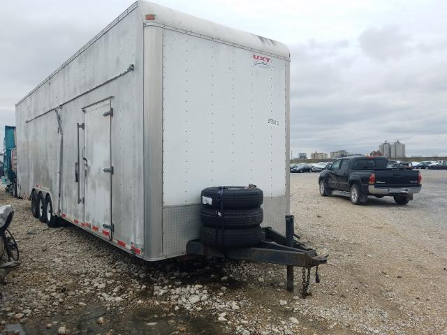 United Express Trailer salvage cars for sale: 2008 United Express Trailer