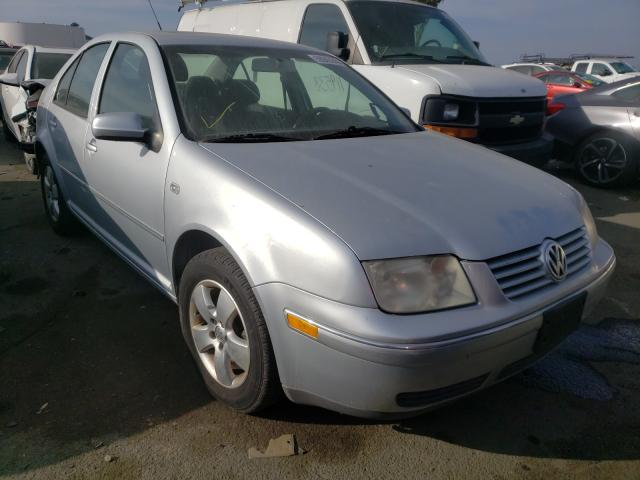 Salvage cars for sale from Copart Martinez, CA: 2005 Volkswagen Jetta GLS