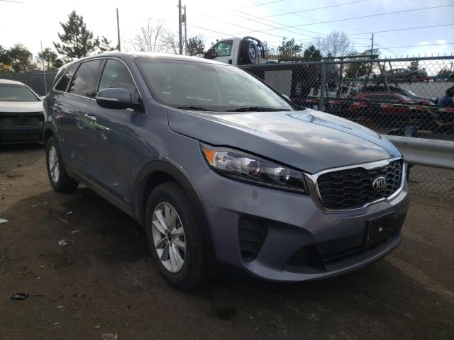 Salvage cars for sale from Copart Denver, CO: 2020 KIA Sorento S