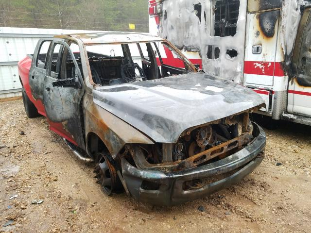 Salvage cars for sale from Copart Hurricane, WV: 2011 Dodge RAM 3500