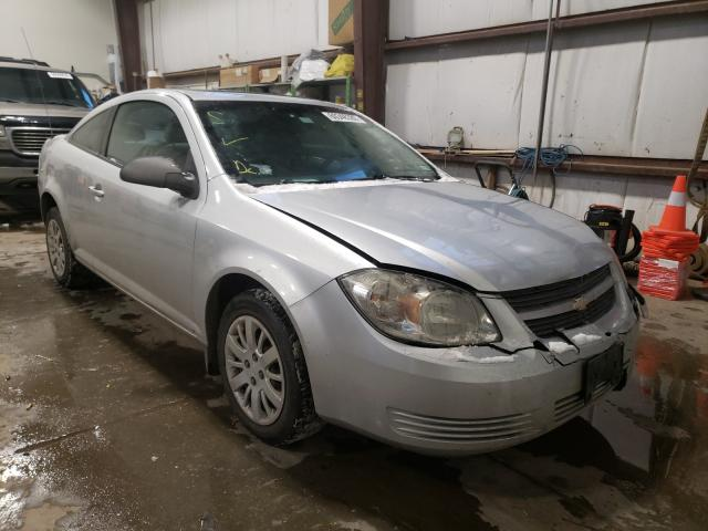 Salvage cars for sale from Copart Nisku, AB: 2010 Chevrolet Cobalt LS