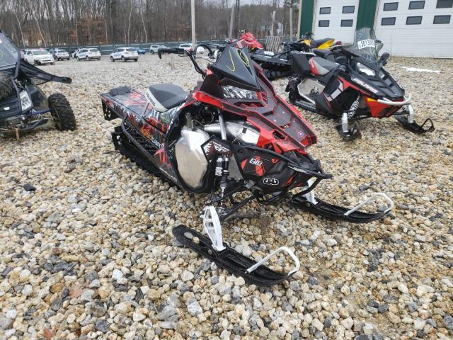 Salvage cars for sale from Copart Candia, NH: 2020 Polaris Snowmobile