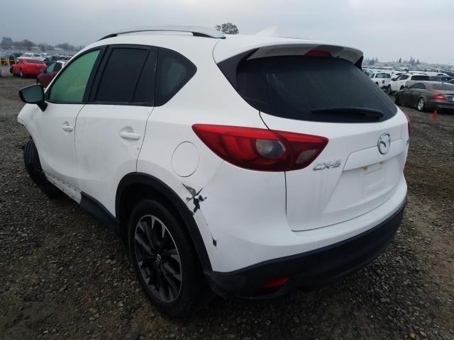 2016 Mazda CX-5   Vin: JM3KE2DY1G0917679