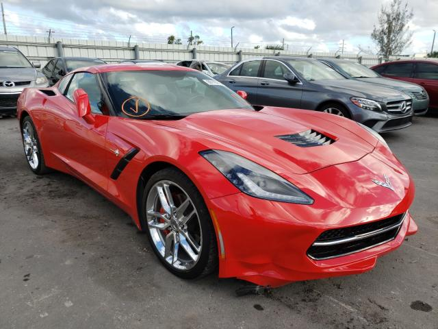 2019 Chevrolet Corvette S for sale in Miami, FL