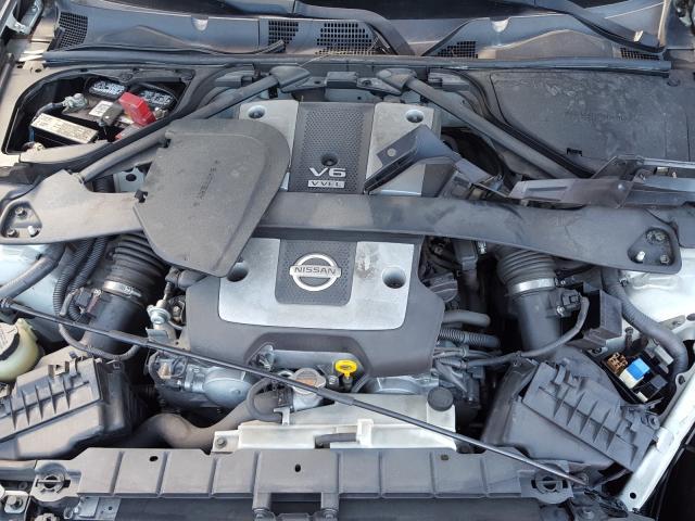 JN1AZ4EH6BM550818 2011 Nissan 370Z Base 3.7L