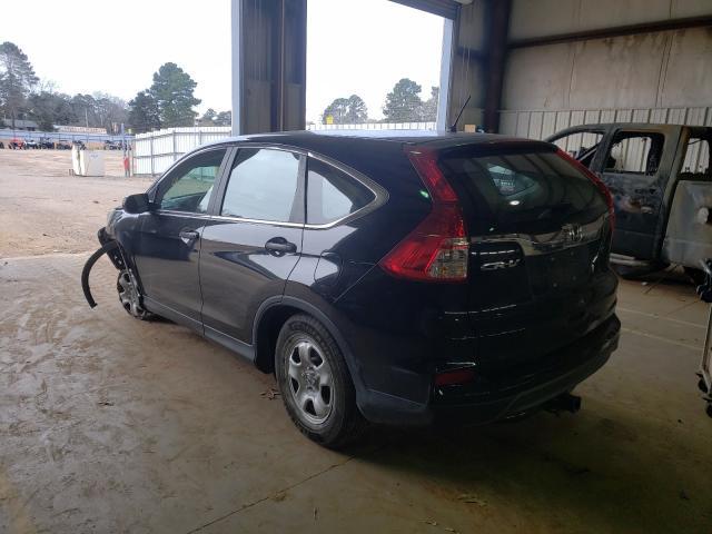 купить 2016 Honda Cr-V Lx 2.4L 2HKRM3H35GH563425