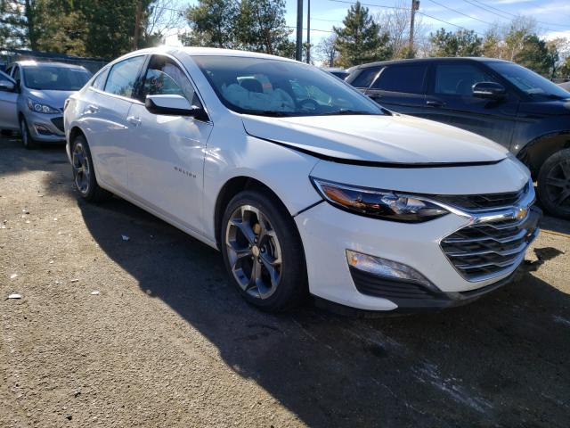 Salvage cars for sale from Copart Denver, CO: 2020 Chevrolet Malibu LT