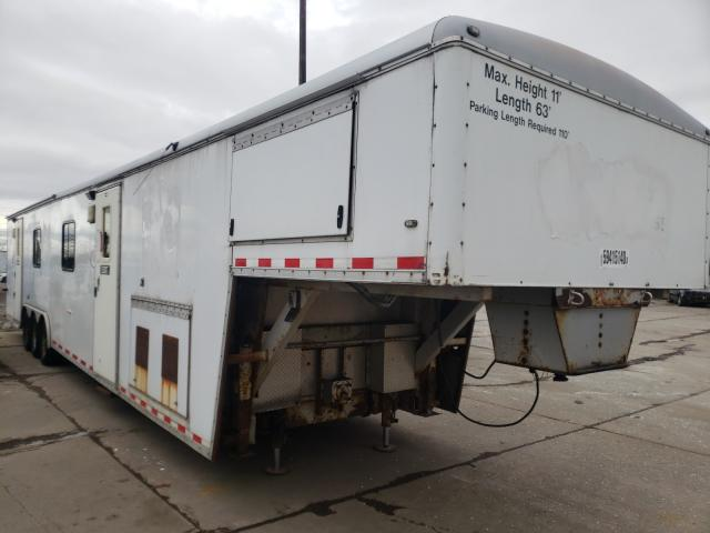 Wells Cargo salvage cars for sale: 2009 Wells Cargo Trailer