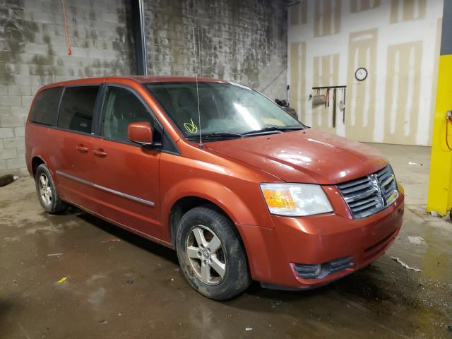Salvage cars for sale from Copart Chalfont, PA: 2008 Dodge Grand Caravan