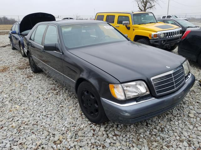 Mercedes-Benz S 420 salvage cars for sale: 1995 Mercedes-Benz S 420