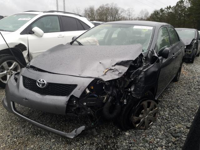 из сша 2010 Toyota Corolla Ba 1.8L JTDBU4EE5A9115165