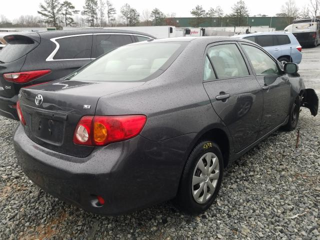 цена в сша 2010 Toyota Corolla Ba 1.8L JTDBU4EE5A9115165