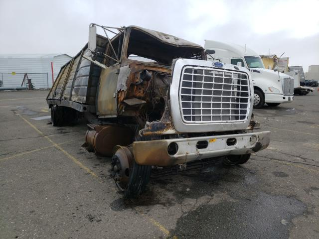 Salvage cars for sale from Copart Pasco, WA: 1984 Ford N-SERIES L