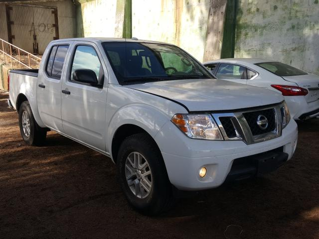 Salvage cars for sale from Copart Kapolei, HI: 2016 Nissan Frontier S