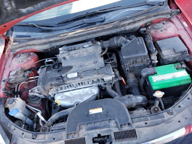 KMHDB8AE6CU158355 2012 Hyundai Elantra 2.0L