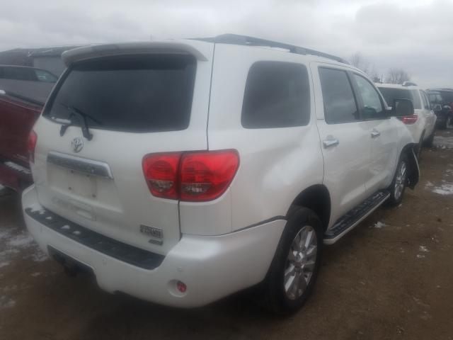 цена в сша 2012 Toyota Sequoia Pl 5.7L 5TDDW5G15CS055847