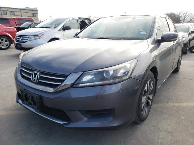 из сша 2013 Honda Accord Lx 2.4L 1HGCR2F31DA133822