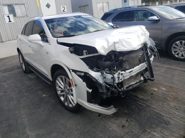 Cadillac XT5 Platinum salvage cars for sale: 2018 Cadillac XT5 Platinum