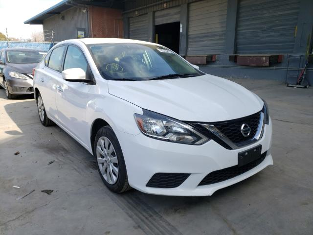 Salvage cars for sale from Copart Hayward, CA: 2018 Nissan Sentra S