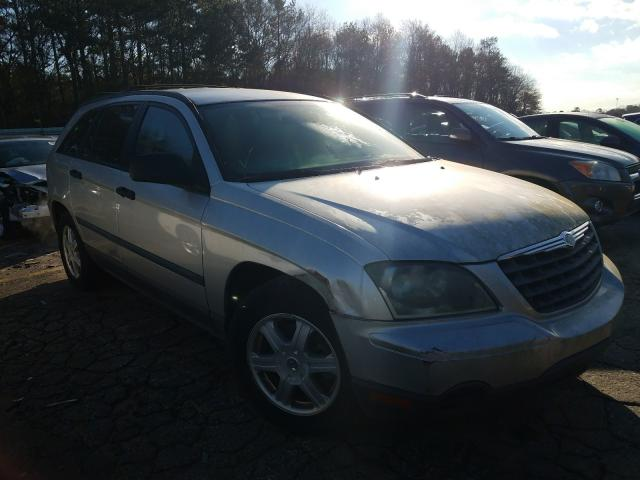 Salvage 2006 CHRYSLER PACIFICA - Small image. Lot 60180870