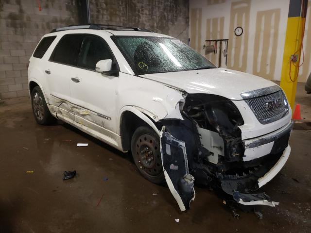 Salvage cars for sale from Copart Chalfont, PA: 2011 GMC Acadia DEN