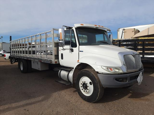 International salvage cars for sale: 2009 International 4000 4300