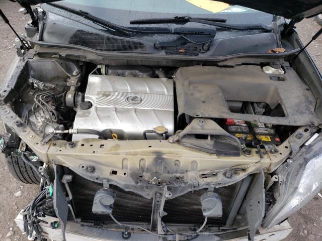 2010 LEXUS RX 350 2T2BK1BA6AC054596