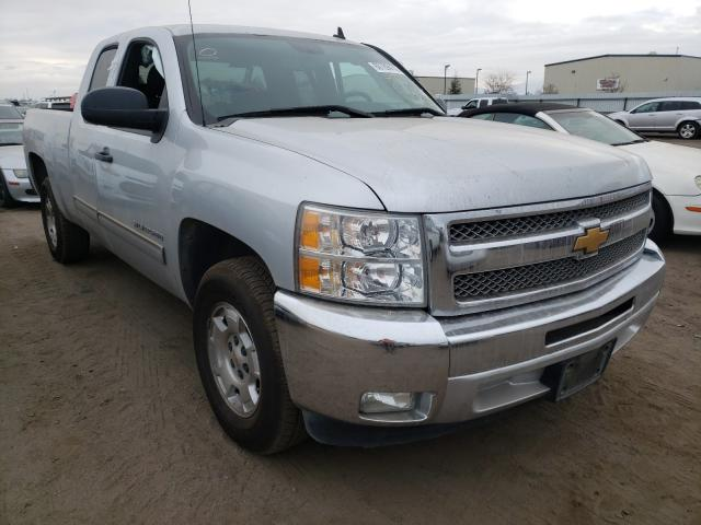 Salvage cars for sale from Copart Bakersfield, CA: 2012 Chevrolet Silverado