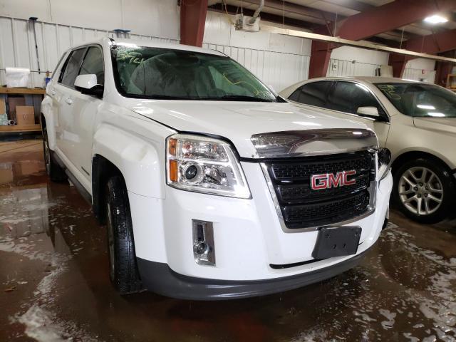 GMC Vehiculos salvage en venta: 2014 GMC Terrain SL