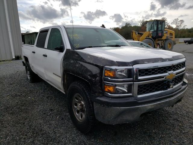 Salvage cars for sale from Copart Jacksonville, FL: 2015 Chevrolet Silverado